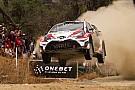 WRC Argentina, Shakedown: Latvala vola e sorprende le tre Hyundai ufficiali