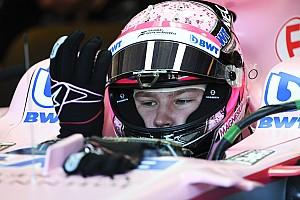 Fórmula 1 Últimas notícias Force India utiliza russo da F3 em testes de Abu Dhabi