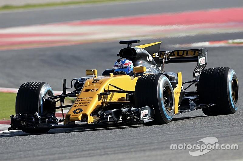 Нові боліди Ф1 Renault та Haas дебютували на трасі в Барселоні
