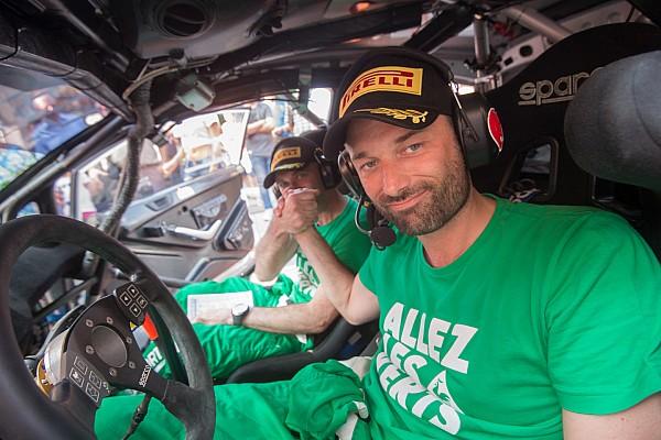 Rally Ronde del Ticino: Ballinari bleibt an der Schweizer Spitze