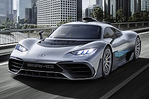 Automotive Breaking news Mercedes-AMG Project One design detailed