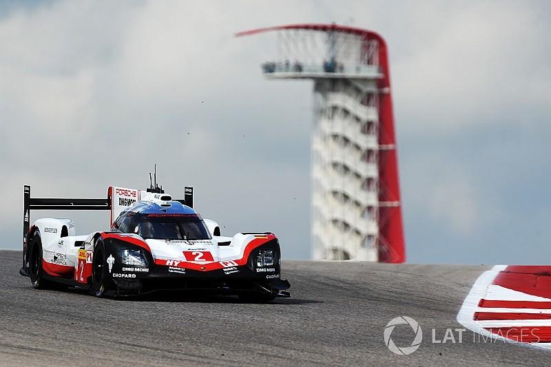 WEC Austin: Nieuwe Porsche 1-2 na teamorders