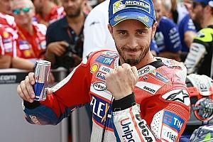 MotoGP Réactions Dovizioso : Une 1re ligne à Misano prouve que Ducati a