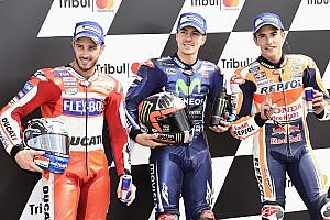 MotoGP Résultats La grille de départ du GP de Saint-Marin MotoGP