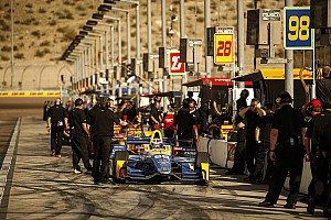 IndyCar Breaking news IndyCar drivers agree Phoenix show must improve
