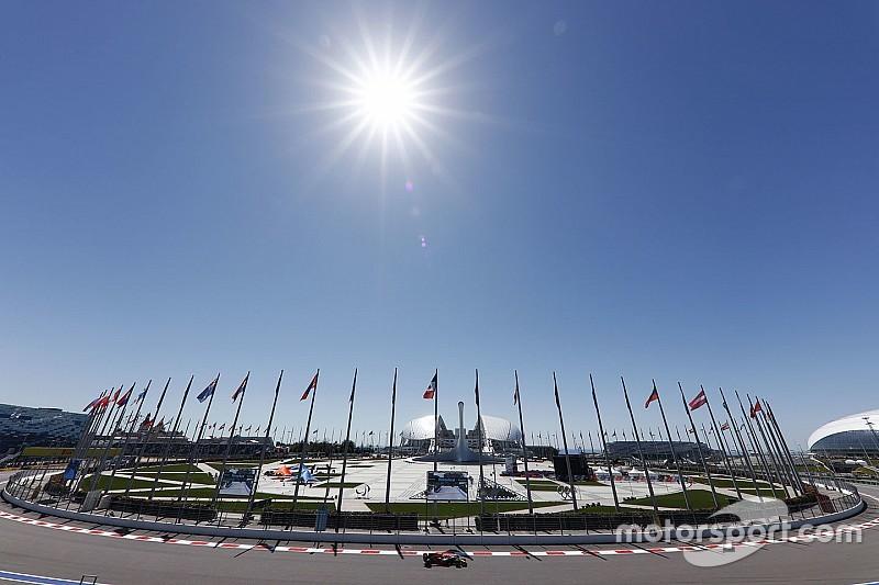 Организаторы Гран При России начали разыгрывать билеты на гонку в Сочи