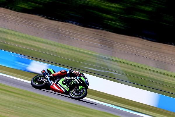 Superbikes WSBK Donington: Sykes wint, sterke opmars Van der Mark