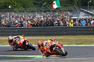 MotoGP Actualités Les gains de Honda en matière d'accélération ne sont pas encore uniformes