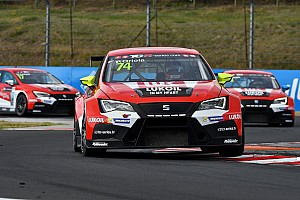 TCR Race report Craft-Bamboo Racing back on the podium in Hungary