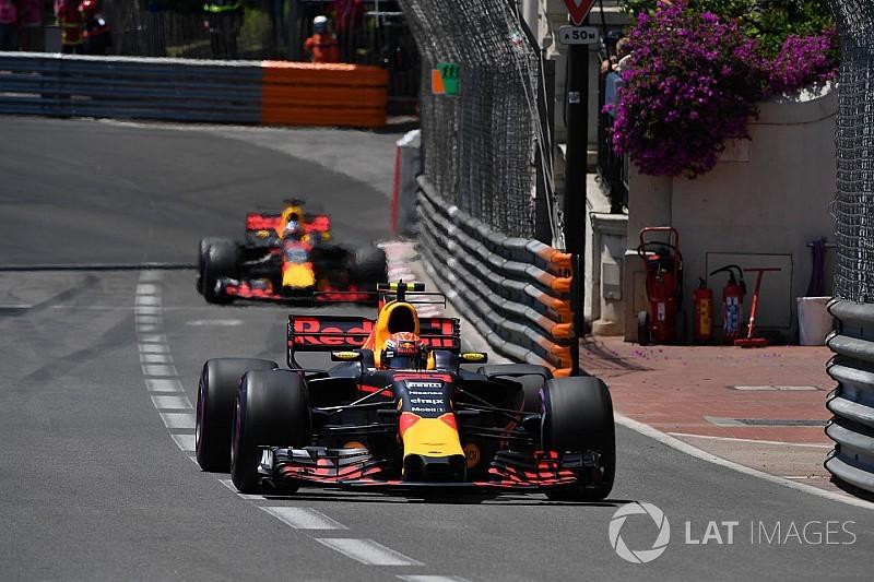 Verstappen reste mécontent de la stratégie Red Bull à Monaco