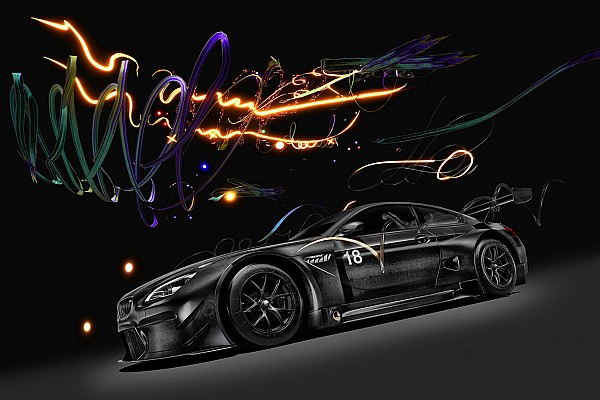 GT BMW's Macau GT art car to use augmented reality technology