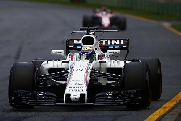 Forma-1 BRÉKING Pérez: A Williams túlságosan előttünk van