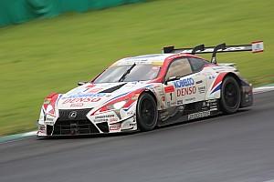 Super GT Actualités Kovalainen sur la Lexus Super GT à Hockenheim