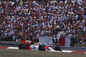 Forma-1 Különleges esemény Ezen a napon: McLaren-henger Mogyoródon