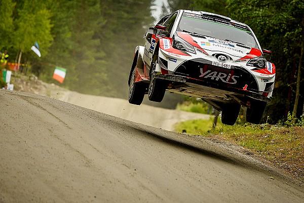 WRC Résumé de spéciale ES2 à 7 - Latvala en tête, mais l'écart se réduit