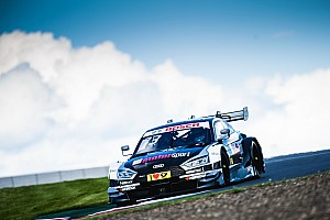 DTM Qualifying report Moscow DTM: Wittmann tops qualifying, Rast on pole
