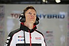 Formula E Paris ePrix'te Duval'in yerine Conway yarışacak
