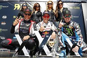 رالي كروس تقرير السباق رالي كروس: إكستروم يحرز الفوز بالجولة الافتتاحية لموسم 2017 في برشلونة