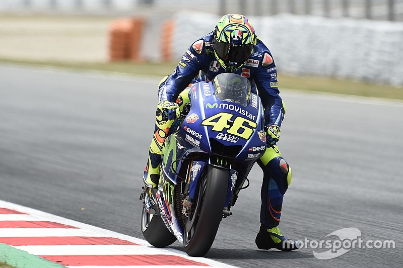 Rossi estime que la Yamaha a perdu son point fort en 2017