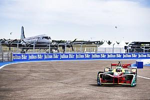 フォーミュラE 予選レポート 【FE】ベルリン・レース1予選:ディ・グラッシが1/1000秒差でPP獲得
