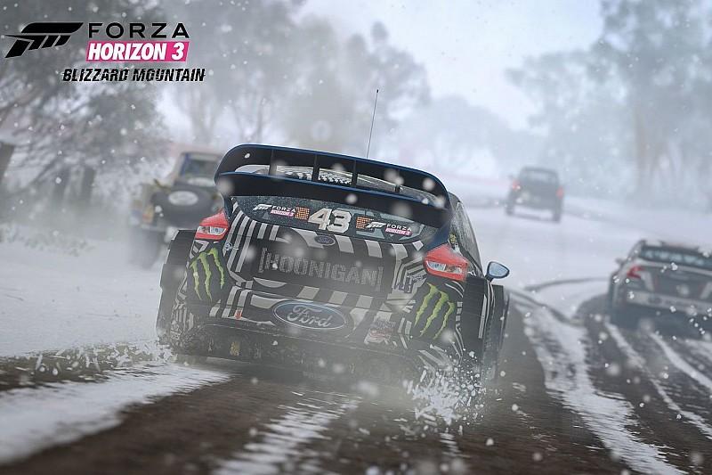 Hóban csapatni egy Ferrari Enzóval? A Forza Horizon 3-ban már ezt is lehet!