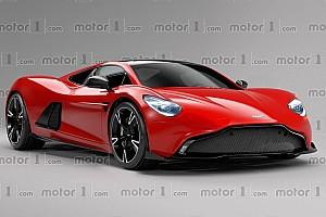 Автомобілі Важливі новини Aston Martin хоче запустити конкурента Tesla Roadster