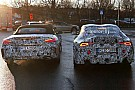 Automotive BMW Z4, Toyota Supra spied showing their sexy rear ends
