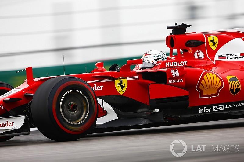 """Vettel trotzt Formel-1-Problemtag: """"Müssen uns keine Sorgen machen"""""""