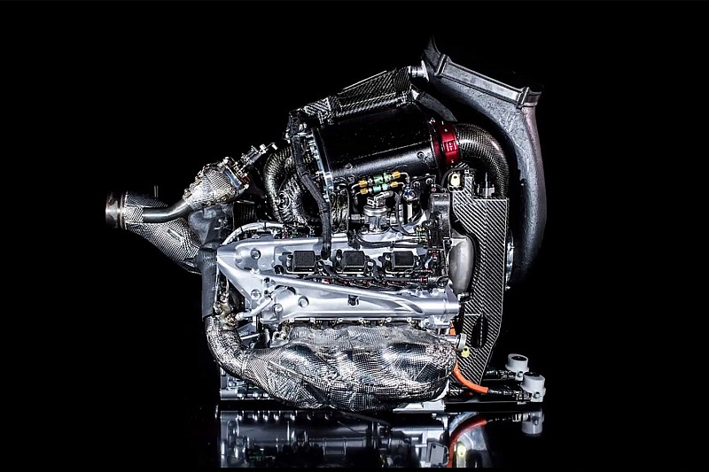 Video Toro Rosso Fires Up 2018 Honda F1 Engine