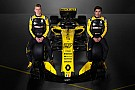 Formula 1 Sainz ve Hulkenberg, R.S.18'in performansından emin