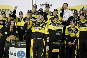 NASCAR Cup Race report Daytona 500: Ryan Blaney wins first Duel over Logano