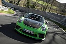 Automotive It's official: Porsche 911 GT3 RS laps Nurburgring in 6:56.4