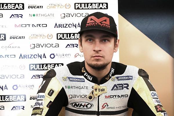 MotoGP Actualités Abraham a dû abandonner face à la douleur
