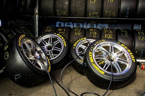 New Supercars tyre allocation rules confirmed
