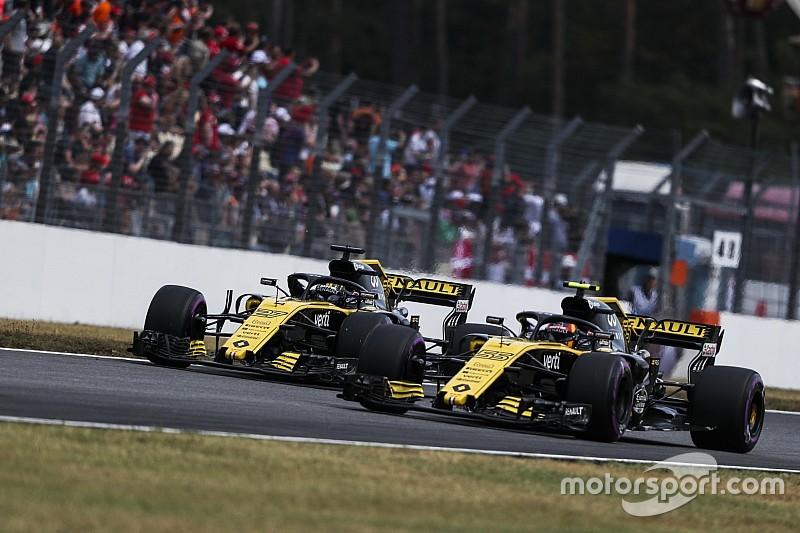 В Renault усомнились, что регламент 2019 года упростит обгоны
