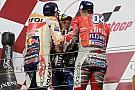 Para Rossi, Dovizioso y Márquez están