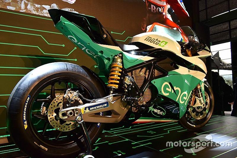 MotoE-Weltcup 2019: Neues Team, so schnell wie Moto3?