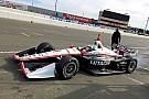 IndyCar Penske piazza la tripletta nei test di Sonoma. Davanti c'è Newgarden
