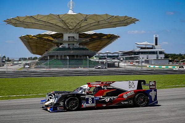 Asian Le Mans El primer Newey que gana un campeonato de resistencia