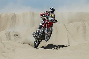 Dakar Interview Up to 20 riders could still win Dakar, says Honda