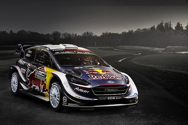 WRC Top List GALERÍA: Hyundai, Ford y Toyota listos para el WRC 2018