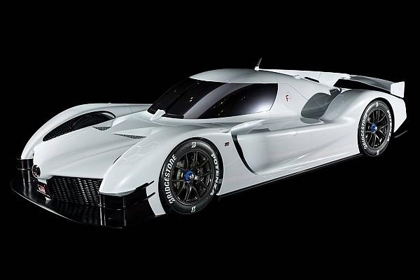 Auto Actualités Toyota va produire la GR Super Sport Concept