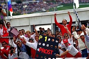 Formula 1 Nostalji Tarihte bugün: Alain Prost'un doğum günü