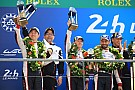 Le Mans 7号車の小林可夢偉「1-2フィニッシュの一翼を担え満足」