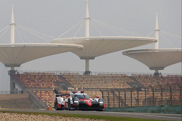 WEC Kobayashi puso a Toyota en la cima en la tercera práctica