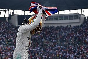 Forma-1 Motorsport.com hírek Bajnoki kezdet: Hamilton és a Mercedes is elérzékenyült