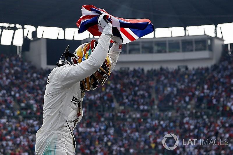 Hamilton diz que 2017 foi título mais difícil da carreira