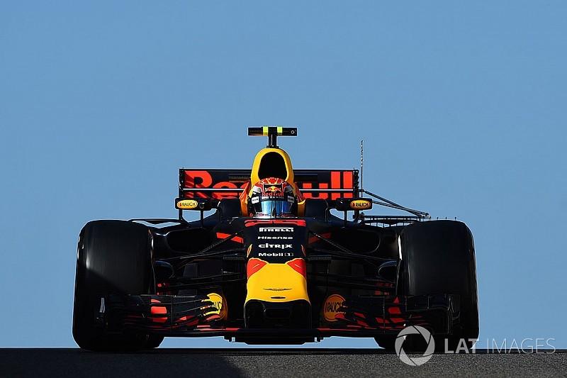 GALERÍA TÉCNICA: la actualización del Red Bull RB13 durante 2017
