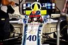 Kubica devient pilote de réserve Williams