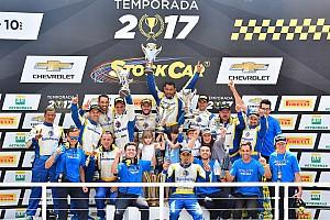 Stock Car Brasil Últimas notícias Na Stock desde 1979, Meinha vê final de 2017 como melhor dia